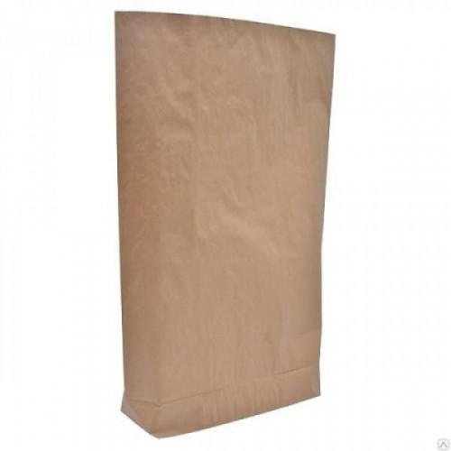 Крафт-мешок 4-х слойный, 100х50х9