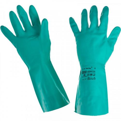 Перчатки Ansell Солвекс 37-675 размер 8