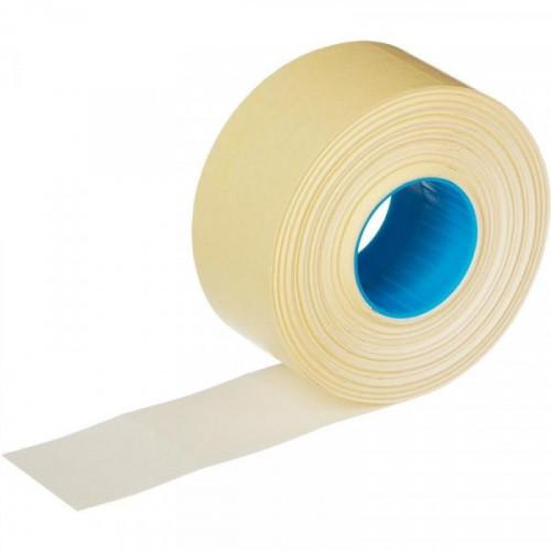 Этикет-лента 29х28 мм белая прямоугольная 700 штук/рулон 10 рулонов/упаковка