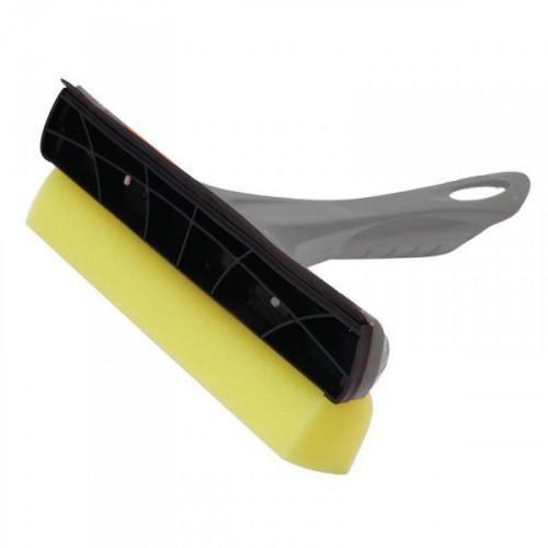 Комплект для мытья окон губка и сгон 25 см