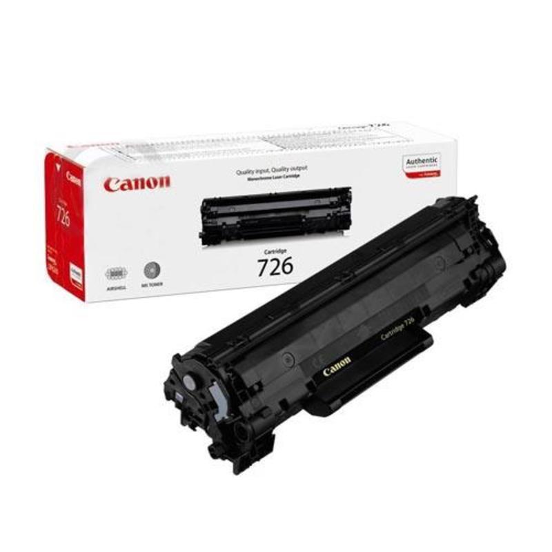 Тонер-картридж лазерный Canon Cartridge 726 3483B002 черный оригинальный