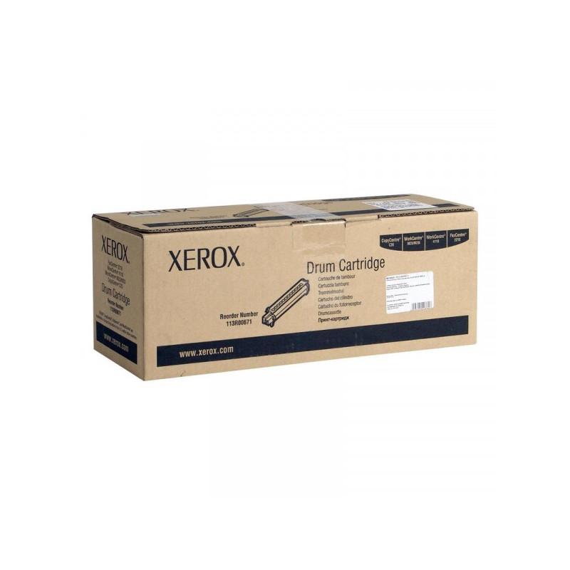 Драм-картридж Xerox 113R00671 черный оригинальный