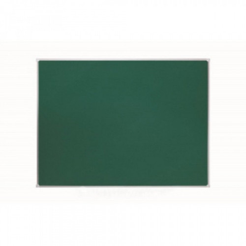Доска меловая - магнитная зеленая 90х120 Attache Россия