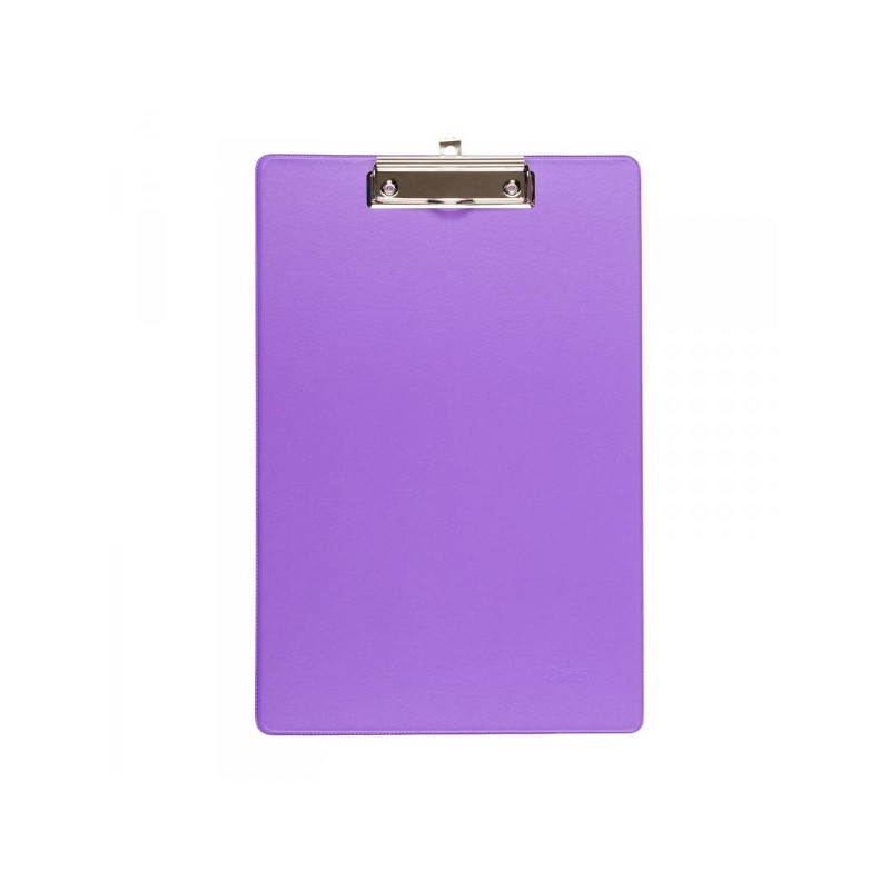 Папка-планшет Bantex картонная сиреневая 2.7 мм