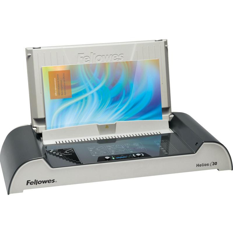 Брошюровщик Fellowes Helios30 до 297 мм до 300 листов термопереплетчик