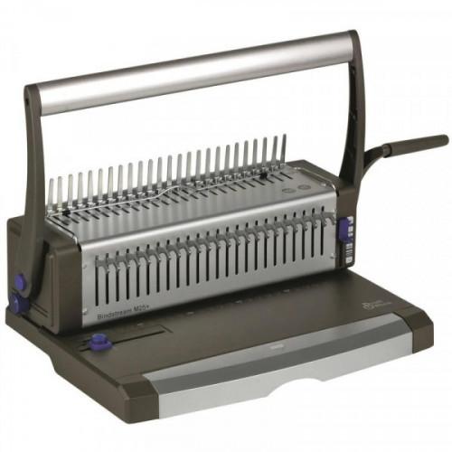 Брошюровщик PO Bindstream M25 Plus до 347 мм до 25 листов/до 450 листов пластмассовые пружины