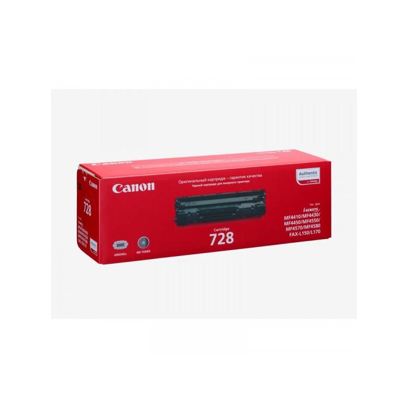 Картридж лазерный Canon Cartridge 728 3500B002 черный оригинальный