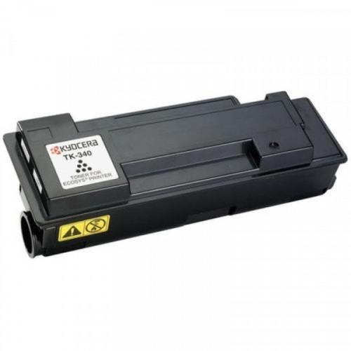 Тонер-картридж лазерный Kyocera TK-340 черный оригинальный