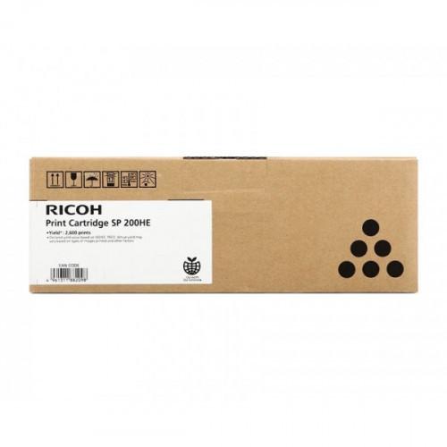 Картридж лазерный Ricoh SP 200HE 407262 черный оригинальный