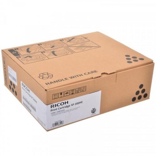 Картридж лазерный Ricoh SP 200LE 407263 черный оригинальный