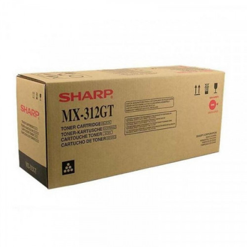 Картридж лазерный Sharp MX312GT черный для AR-5726/31/MX-M260/310