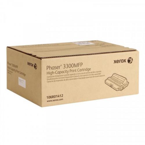 Картридж лазерный Xerox 106R01412 черный оригинальный