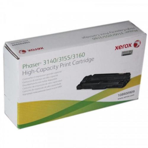 Картридж лазерный Xerox 108R00909 черный оригинальный
