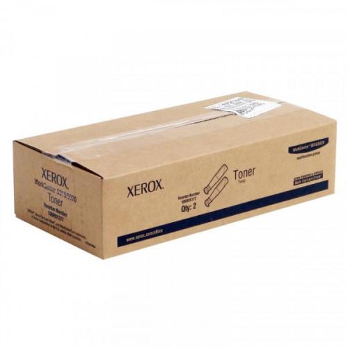 Тонер-картридж Xerox 106R01277 черный оригинальный 2 штуки