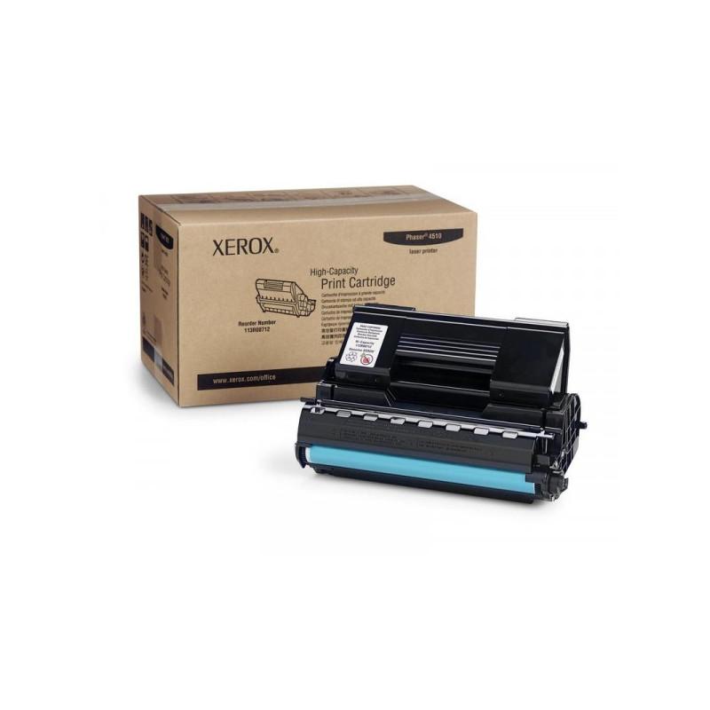 Картридж лазерный Xerox 113R00712 черный оригинальный