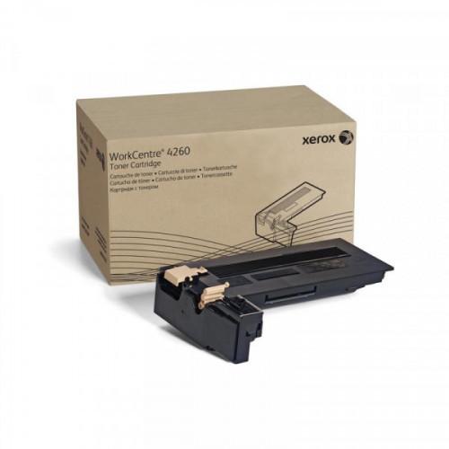 Тонер-картридж Xerox 106R01410 черный оригинальный