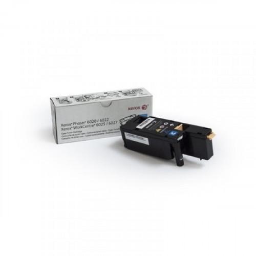 Картридж лазерный Xerox 106R02760 голубой оригинальный