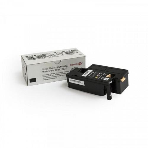Картридж лазерный Xerox 106R02763 черный оригинальный