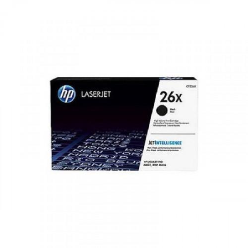 Картридж лазерный HP 26X CF226X черный оригинальный