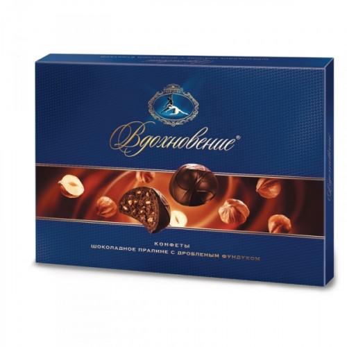 Конфеты шоколадные Вдохновение 215 грамм