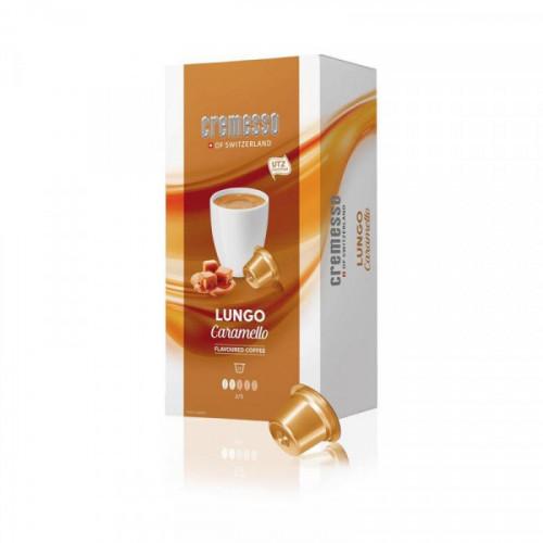 Кофе в капсулах Cremesso Caramello 16 порций