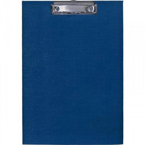 Папка-планшет Attache картонная синяя 1.75 мм