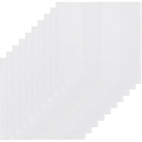 Обложки для дневника и тетрадей 10 штук в упаковке (220x460 мм, 60 мкм)
