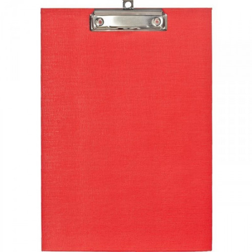 Папка-планшет Attache картонная красная 1.75 мм