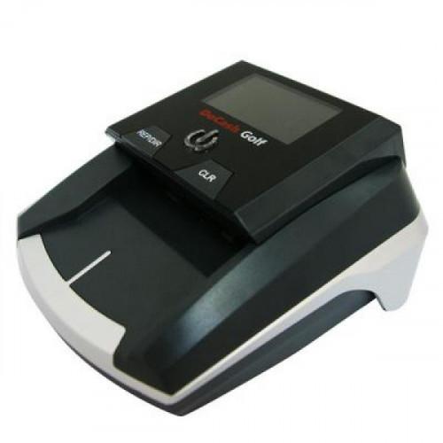 Детектор банкнот (валют) DoCash Golf, автоматический, с аккумулятором, руб.