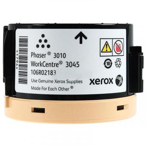 Картридж лазерный Xerox 106R02183 черный оригинальный