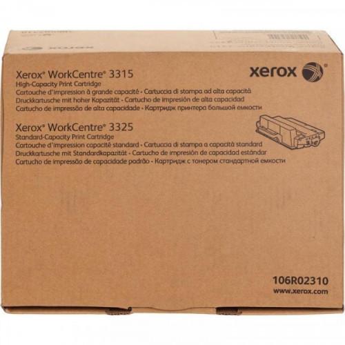 Картридж лазерный Xerox 106R02310 черный оригинальный