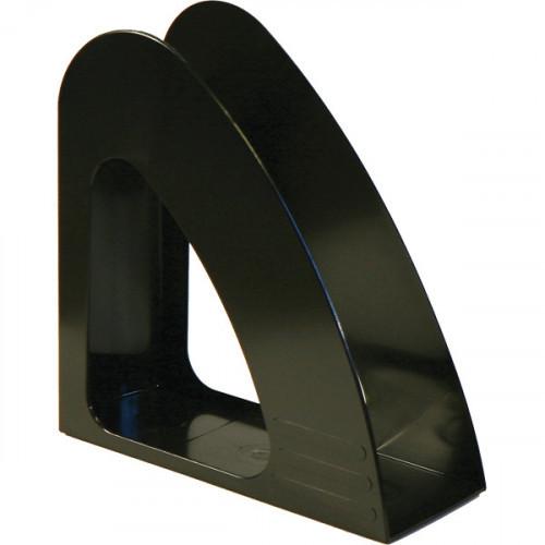 """Вертикальный накопитель """"deVENTE. Air"""" размер 9x24x24 см, непрозрачный черный"""