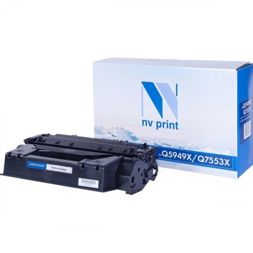 Картридж NV Print совместимый HP Q5949X/Q7553X  (7000k)