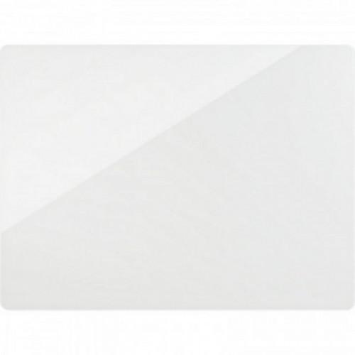 Доска стеклянная магнитная, 120х240, Attache, белый