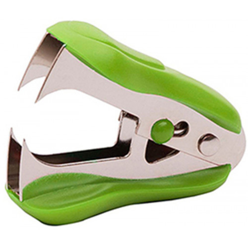 Антистеплер Speed с фиксатором светло-зеленый