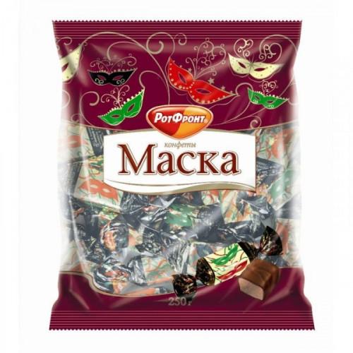 Конфеты шоколадные Маска 250 грамм
