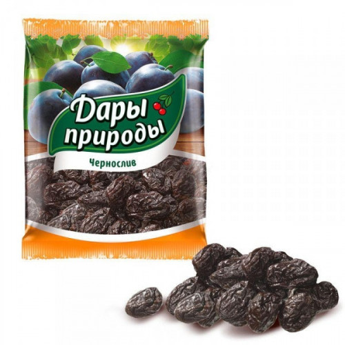 Чернослив Дары природы 150 грамм