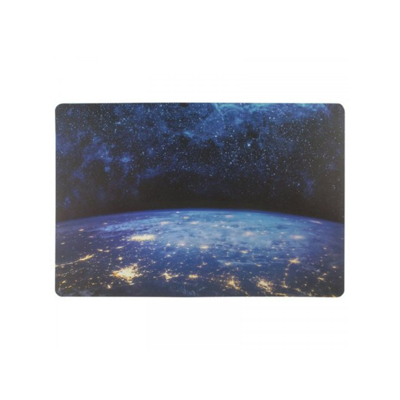 "Коврик на стол для письма и творчества BRAUBERG, размер А3, пластик, ""Космос"", 227251"