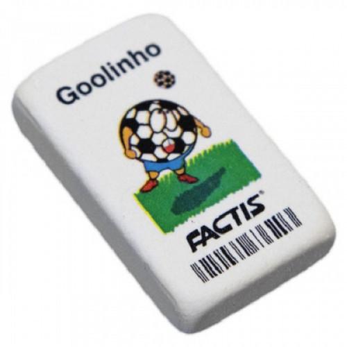 Ластик FACTIS Goolinho (Испания), прямоугольная, 40х24х10 мм, синтетический каучук, CNF36F