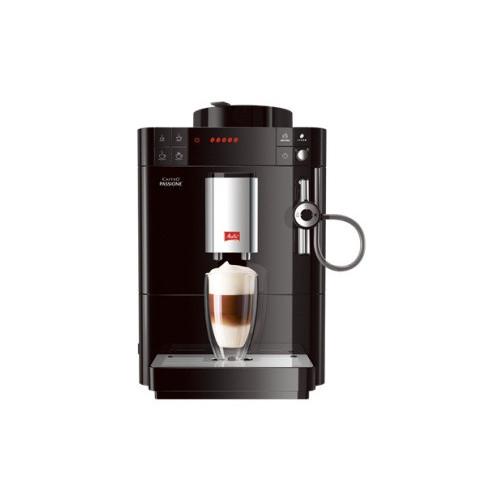 Кофемашина Melitta Caffeo Passione 1450Вт черный