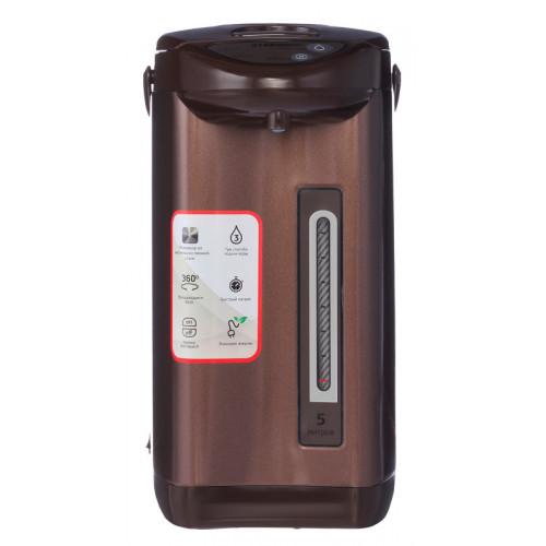 Термопот Starwind STP5171 5л. 750Вт коричневый