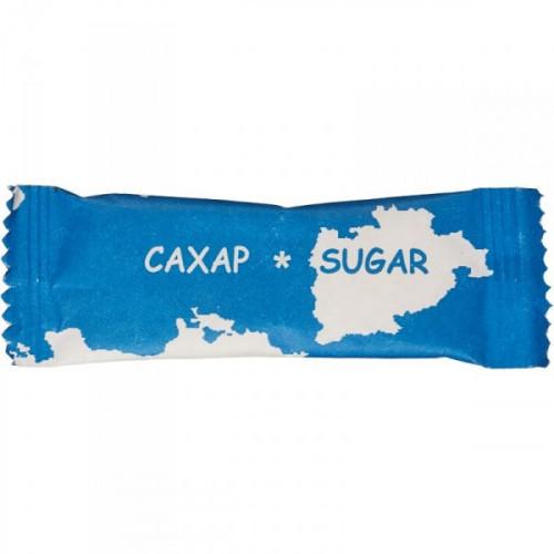 Сахар порционный Материк в стиках 100 штук по 10 грамм