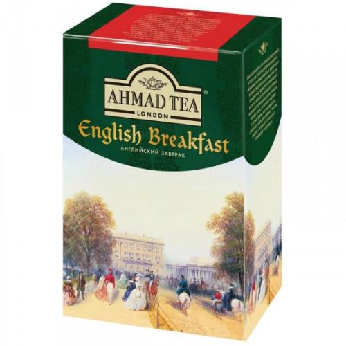 Чай Ahmad Tea черный листовой 100 грамм