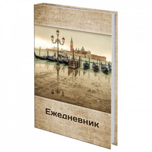 "Ежедневник датированный на 4 года, BRAUBERG ""Венеция"", А5, 133х205 мм, 192 листа, 121589"