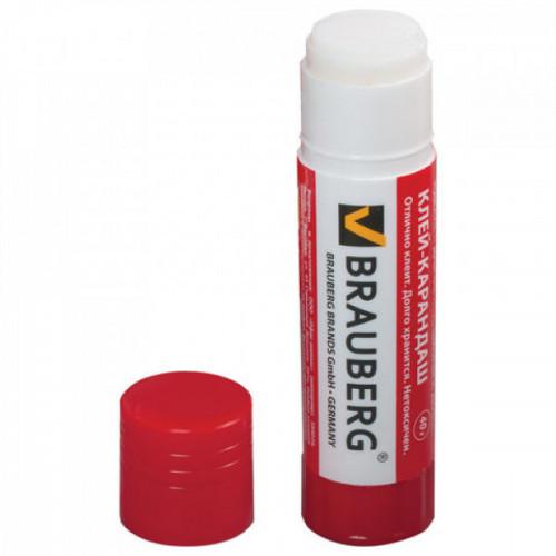 Клей-карандаш BRAUBERG 40 грамм
