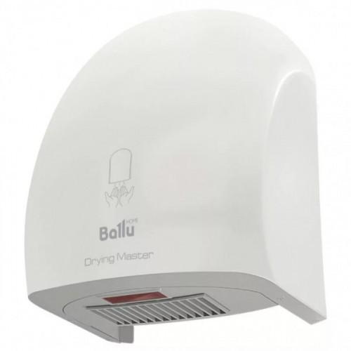 Сушилка для рук электрическая BALLU BAHD-2000 DM, 2000 Вт, время сушки 25 секунд, пластик, белая