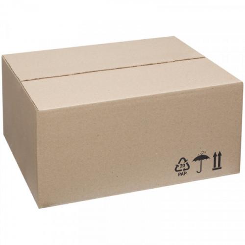 Короб картонный, 450*330*210мм, марка Т22, профиль B, FEFCO 0201 / ГОСТ исполнение А