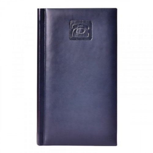 Алфавитная книжка синий А6 92х160 мм 48 листов АТТАСНЕ Каньон
