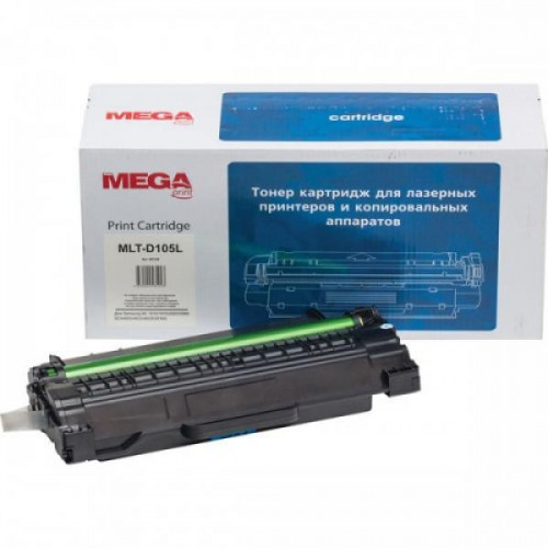 Картридж лазерный MEGA print MLT-D105L черный совместимый