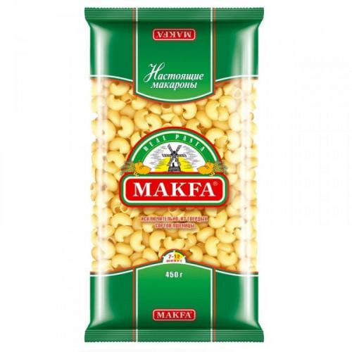 Макароны Макфа Улитки 450 грамм
